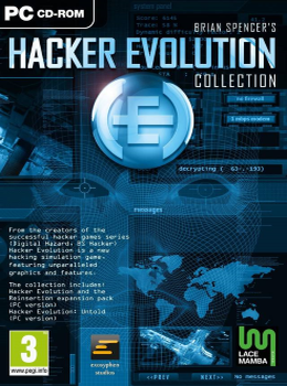 Hacker Evolution