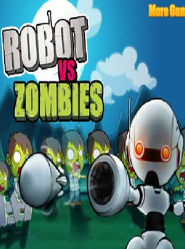 Robot vs Birds Zombies