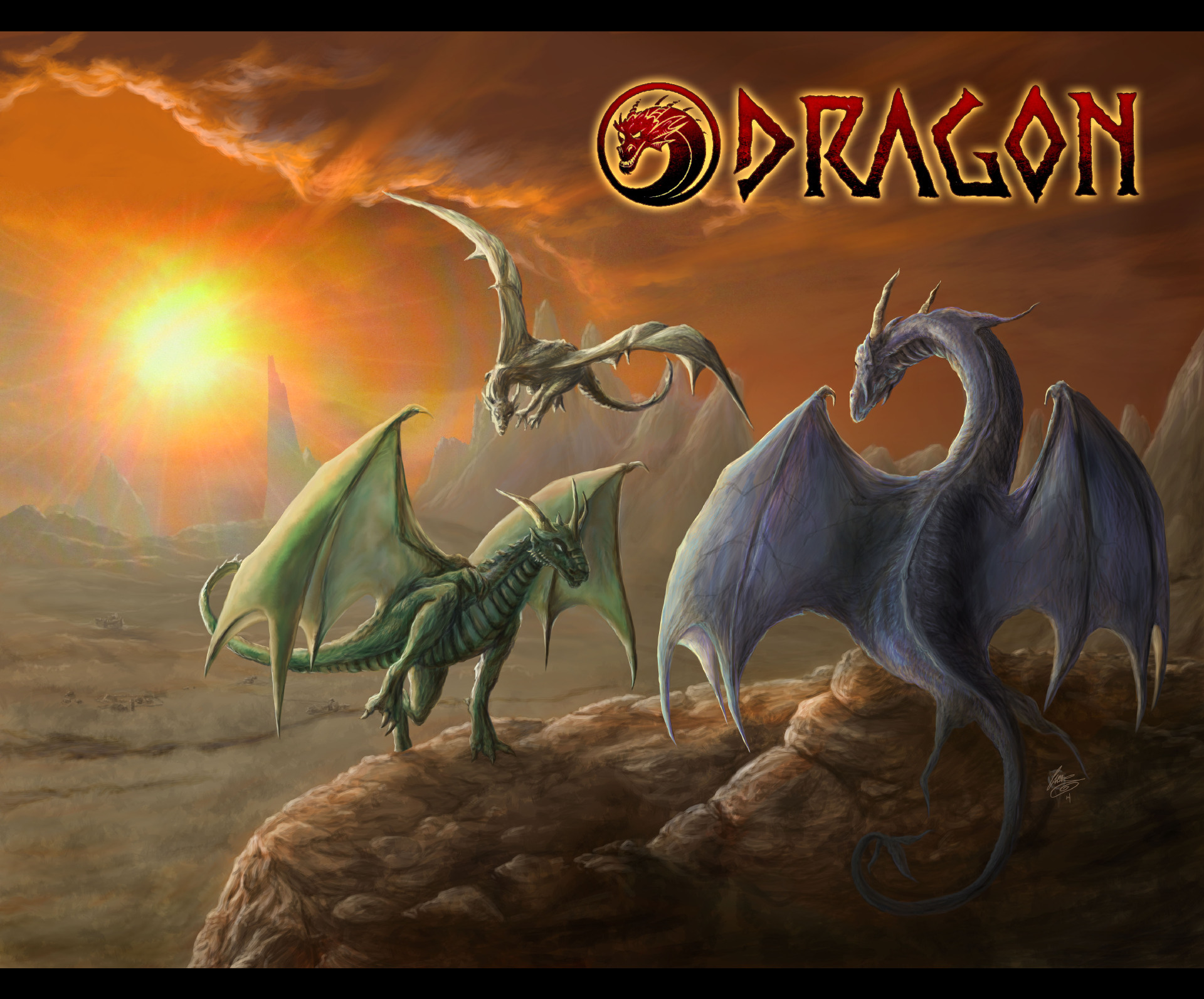 Dragon Game