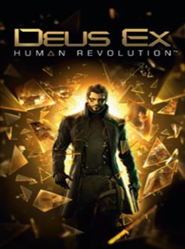 Deus Ex: Bunt ludzkości Złota Edycja